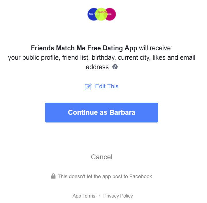 Facebook dating app best