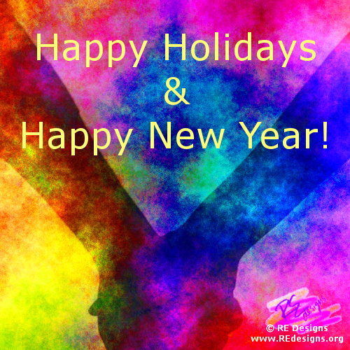 Happy Holidays & Happy New Year!