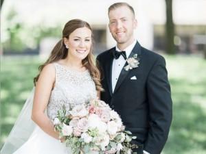 Marielle Slagel Keller & Mike Keller wedding