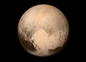 Pluto Heart